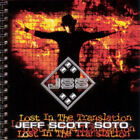 Jeff Scott Soto ‎– Lost In The Translation CD (2004)