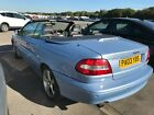 2003 VOLVO C70 20 T CONVERTIBLE LEATHER P SENSRS AIRCON