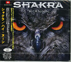 SHAKRA-HIGH NOON-JAPAN CD BONUS TRACK F25