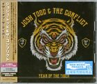JOSH TODD & THE CONFLICT-YEAR OF THE TIGER-JAPAN CD+DVD Ltd/Ed Bonus Track I19