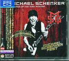 MICHAEL SCHENKER-A DECADE OF THE MAD AXEMAN-JAPAN 2 BLU-SPEC CD H66
