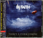 IN FAITH-THERE'S A STORM COMING-JAPAN CD BONUS TRACK F75