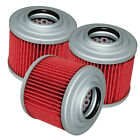 for Aprilia Etx350 Etx-350 Tuareg Wind 350 1985-1990 Oil Filters 3-Pack