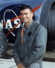 8x10 NASA Photo Astronaut Fred Haise Jr Portrait e328