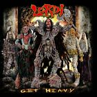 LORDI Get Heavy + 1 bonus track CD 14 tracks FACTORY SEALED NEW 2008 The End USA