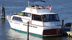 1968 Chris Craft Constellation 57 Live Aboard Yacht Motor Boat