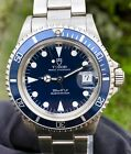 Vintage Tudor Submariner 79090 Blue