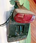 Ducati number plate assembly holder tail light switch 250 Mark 3 1965-66 250 SCR