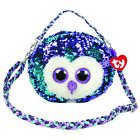 Ty Beanie Babies 95126 Ty Gear Moonlight the Owl Shoulder Bag Sequined