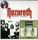 Nazareth - Nazareth/Exercises (loud proud and remastered) [CD]