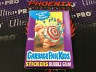 1 - New Box 48 Packs 1987 Topps Garbage Pail Kids 7th Series Stickers Cards NICE