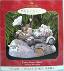 Lunar Rover Vehicle Journeys into Space Series Hallmark Magic  Ornament