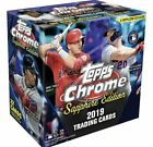 2019 Topps Chrome Sapphire Edition Online Exclusive Hobby Box