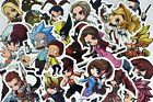 100 Superhero Video Game Anime Vinyl Stickers Pack for Hydro Flask Laptop Car