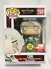 Funko Pop Witcher - CIRI - GLOW IN DARK - E3 2019 Shared Exclusive +Protector