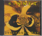 SINNER / JUDGEMENT DAY JAPAN CD OOP