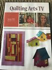 Quilting Arts TV Series 700 with Pokey Bolton DVD Like New