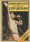 Which Ones Cliff SIGNED Autobiography of Cliff Richard 1977 illustrated