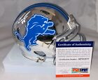 2018 Leaf Autographed Football Mini-Helmet Edition 24