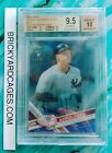 2017 Topps Clearly Authentic Aaron Judge 25 Rookie auto BGS 9.5 10 YANKEES
