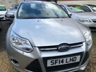 LARGER PHOTOS: FORD FOCUS 1.6TDCI ESTATE SILVER EX POLICE 2014 14 REG