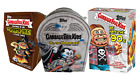 2018 & 2019 GARBAGE PAIL KIDS OH THE HORROR-IBLE, WHT 90s GPK BLASTER 3X BOX LOT