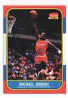 1986-87 Fleer #57 Michael Jordan Rookie (RC) Reprint (RP) Novelty Card