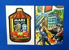 2018 Topps Wacky Packages Mars Attacks Trading Cards 6