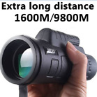 New DayNight Vision 50X60 HD Optical Monocular Hunting Camping Hiking Telescope