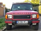 Land Rover discovery td5 off roader full MOT
