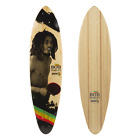 Sector 9 Bob Marley Small Axe Longboard Deck Brand New