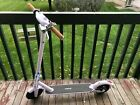 New TOMOLOO Foldable Electric Scooter UL2272 Assembled for Store Display