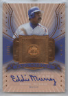 EDDIE MURRAY 2005 UPPER DECK HALL OF FAME AUTO 25 METS