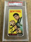 Joe Namath Cards, Rookie Cards and Autographed Memorabilia Guide 55