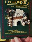 BOYDS BEARS AND FRIENDS FOLKWEAR COLLECTION PIN