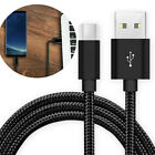 Nylon Fast Charge Micro USB Data Sync Charger Cable for Android Phone 1M 1PC 25