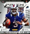 2013 Panini Prizm Football Factory Sealed Hobby Box