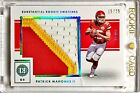 2017 Encased PATRICK MAHOMES JERSEY 15 25 Jumbo 3 Color Patch Rookie RC Read