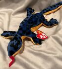 LIZZY the Lizard, 4th Generation w/ Errors, Mint Condition Beanie Baby.  Nice!
