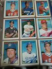 1988 TOPPS BASEBALL TRADED COMPLETE SET FROM 1-132 MINT in plastic