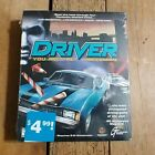 BRAND NEW Driver You are the Wheelman Big Box PC Video Game 1999 NIB SEALED