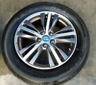 2017 INFINITI QX60 17 INCH WHEEL RIM W TIRE  OR7 WH242