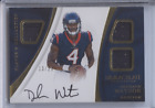 Top Deshaun Watson Rookie Cards to Collect 25