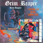 GRIM REAPER-SEE YOU IN HELL / FEAR NO EVIL (UK IMPORT) CD NEW