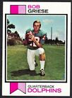 Bob Griese Cards, Rookie Card and Autographed Memorabilia Guide 16