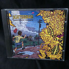 Scatterbrain Here Comes Trouble In-Effect Records Album Rock CD Tested Complete