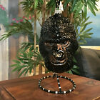 Slavic Treasures Retired Glass Ornament Large Gorilla 1999