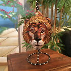 Slavic Treasures Retired Glass Ornament Large Lion 1999