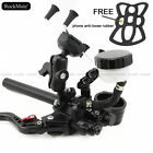 For Ducati Monster Scrambler Phone Navigation Sport Camera Charger Stay Mount