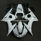 Unpainted white Fairing Injection Body Kit Fit for Yamaha YZF 03 05 R6 06 09 R6s